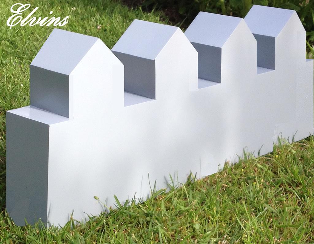 Garden Border Edging Blocks